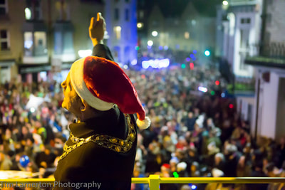 Lighting The Lights, Ilfracombe 2017, Tim lamerton Photography, Event Photography, Fun, Christmas Celebrations